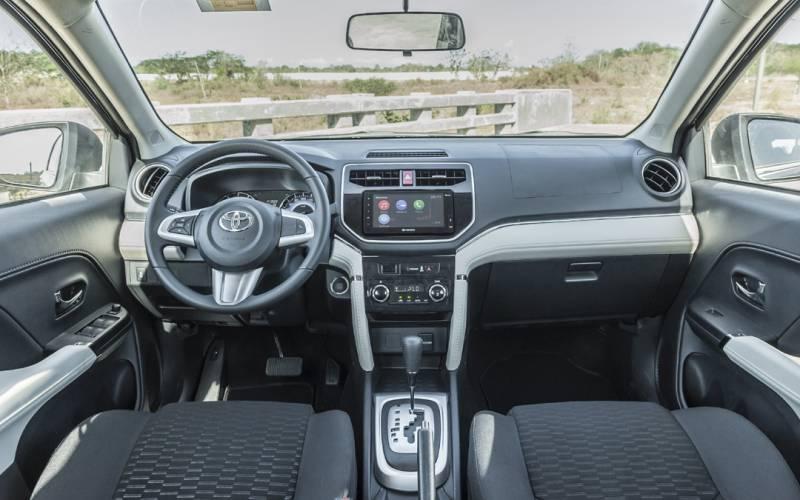 Comparison Toyota Rush 15AT 2019 Vs Toyota Fortuner