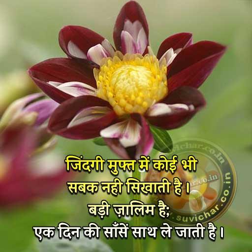 Life Quotes Status in Hindi