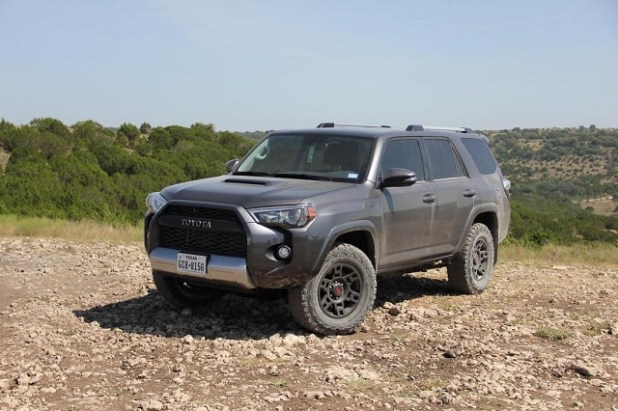 Toyota 4Runner Redesign