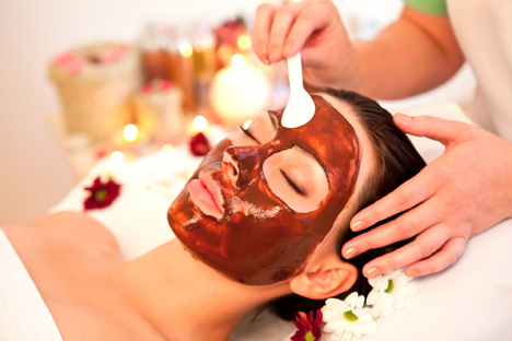 Facial Treatment Suwanee Bluefern Spa