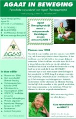 2007-12 #03 nieuwsbrief Agaat in beweging