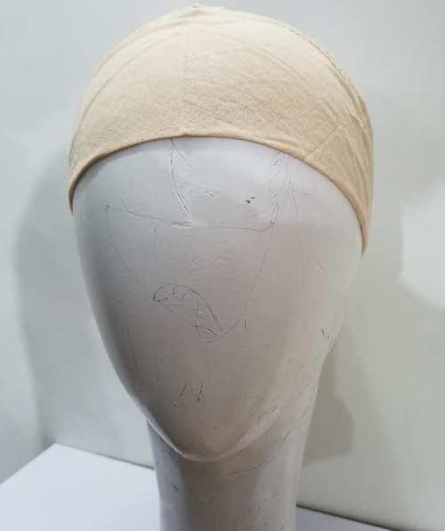 Bandana Headband – Nude