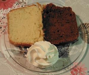 Smaken verschillen 2 soorten cake