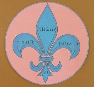 Bierviltje site logo spiegelbeeld