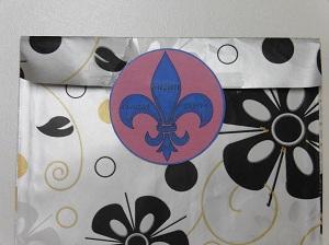 Stickers maken envelop sticker