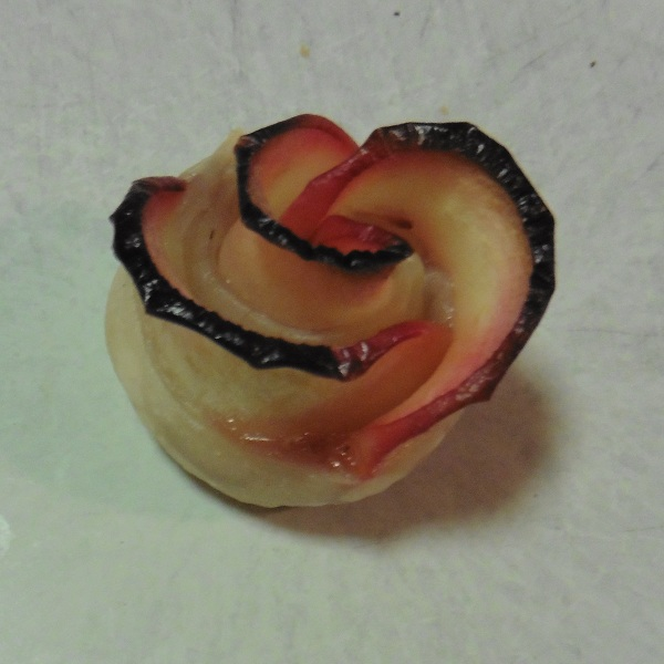bladerdeeg roosjes