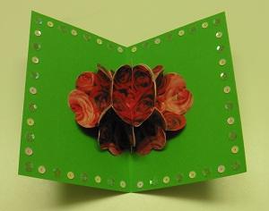 pop-up-kaart-bloemenboeket-kaart-open-rand-versiert