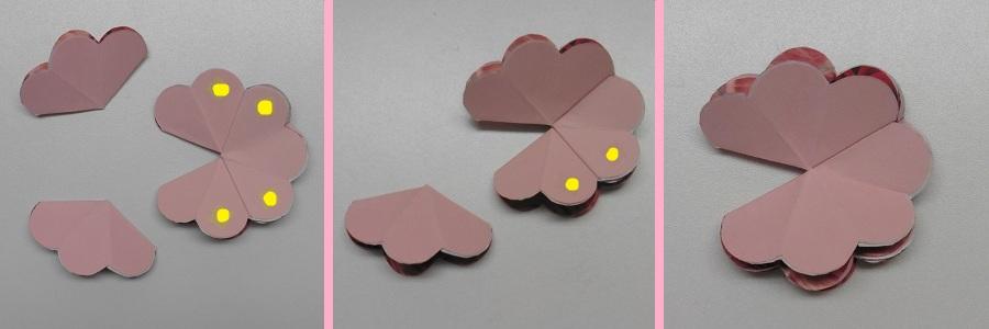 pop-up-kaart-bloemenboeket-rozenboeket-plakken-laag-3