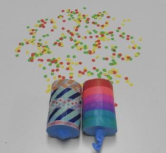 Confetti knaller
