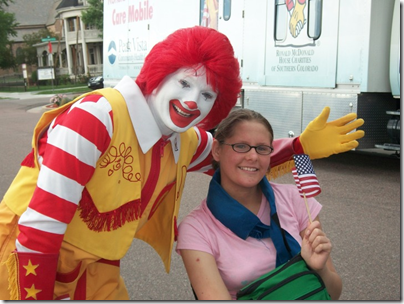 Ronald and Winter