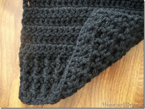 Ribbing Stitches: Front and Back