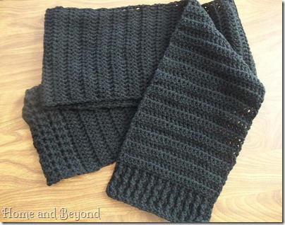 Scarf Pattern for a Homeless One