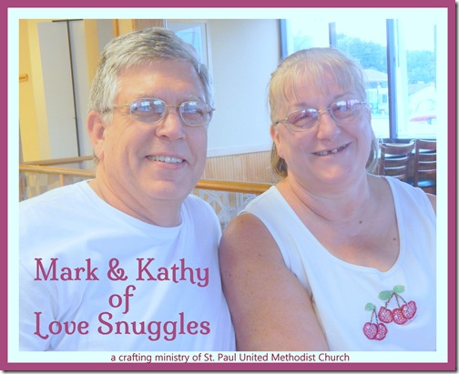 Mark and Kathy of Love Snuggles