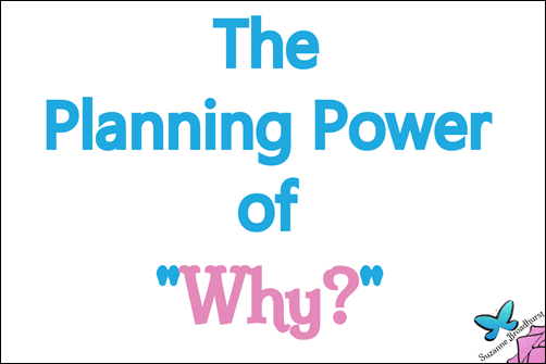 The Planning Power of Why
