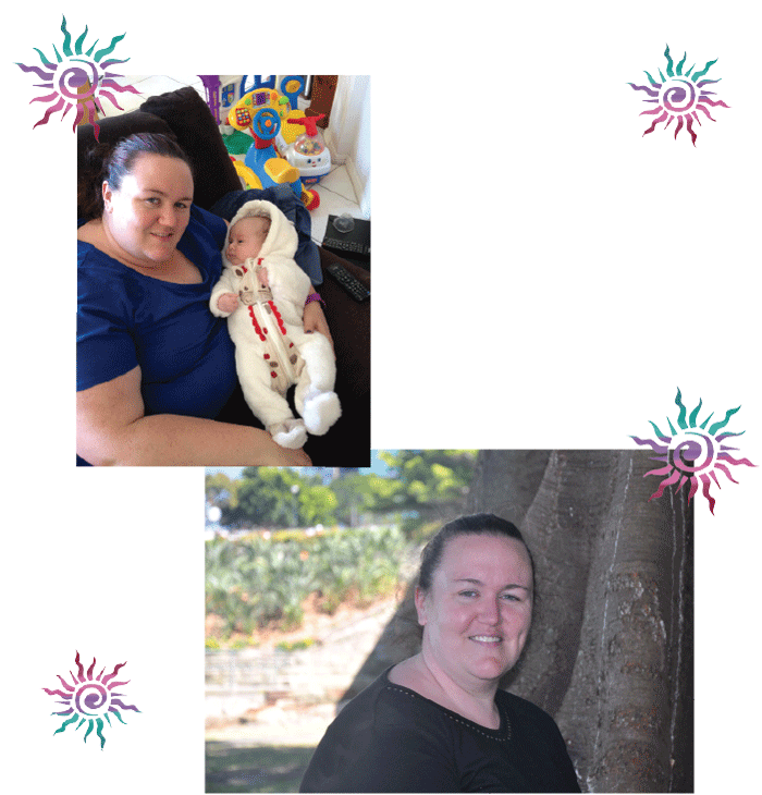 weight loss and mindset advice from Suzanne Culberg