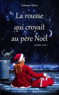 Couvertures de La rousse qui croyait au père Noël