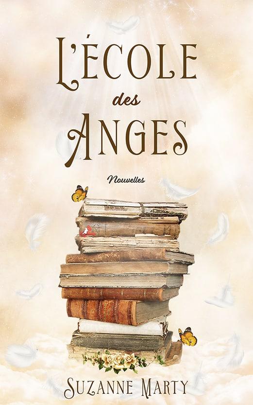 Couverture du roman L'école des anges