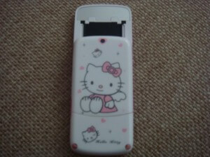 Hello Kitty mobil