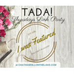 Featured at Tad Da Thursday