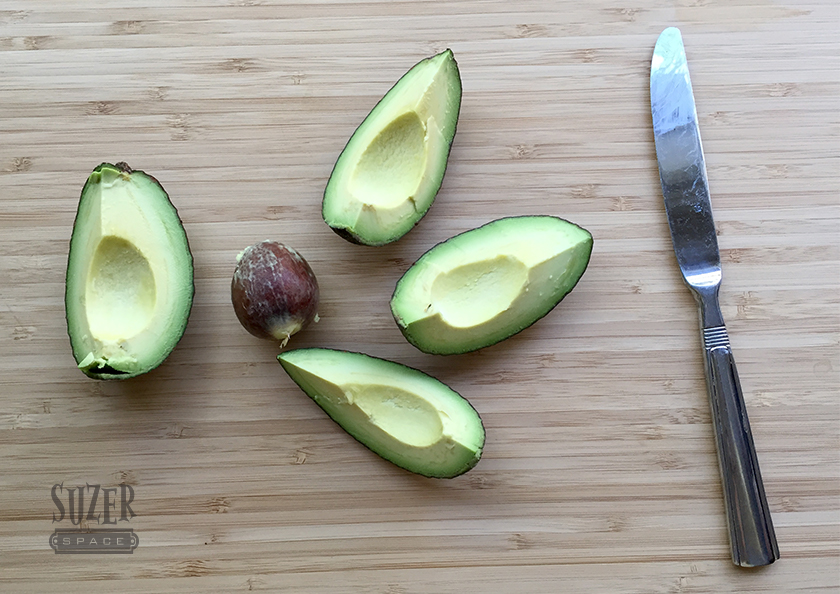 The best (and safest) way to pit an avocado