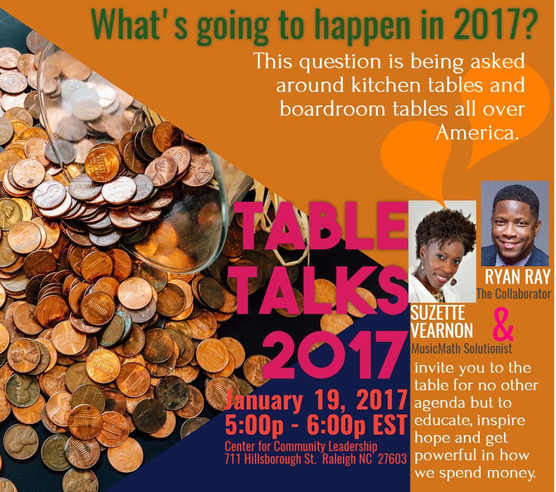 Table Talks 2017