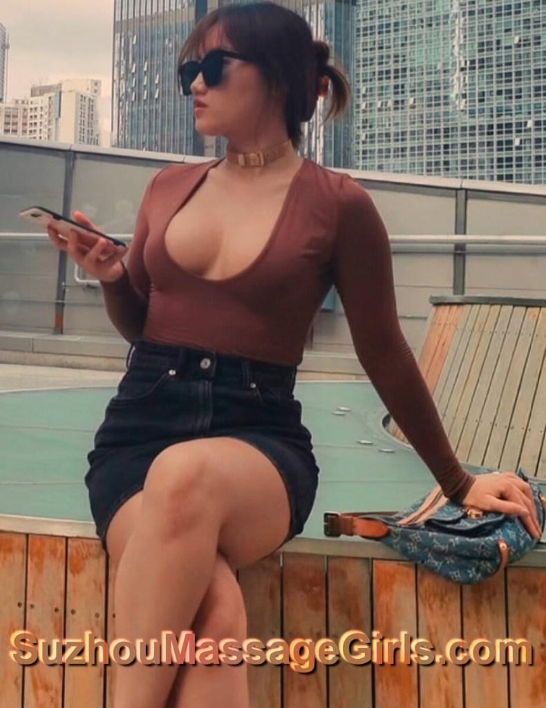 Suzhou Escort Girl - Bridget