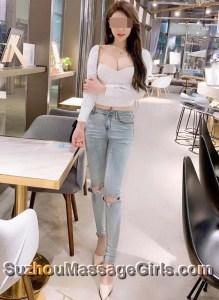 Suzhou Escort Model - Adelle
