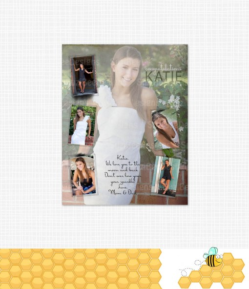 Full Page Yearbook Ad Katie Howe