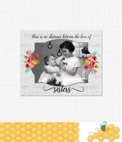 The Love of Sisters Keepsake Gift