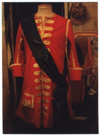 Uniform coat 1688