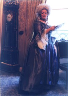 1776 gown at Wallace Collection