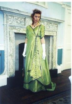 1798 dress, copy of fashion plate