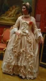Mme. de Pompadour
