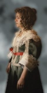 Cavalier Lady, 1640
