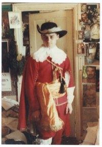 Cavalier suit, 1645