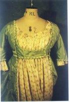 Chemise dress 1785c