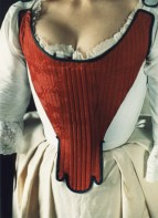 Corset With Stomacher, 1690