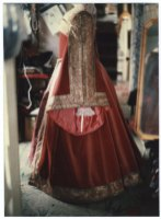 Dress from Titian painting