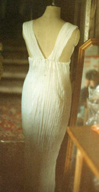 Egyptian robe
