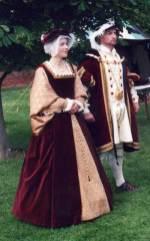 Henry Vlll and Anne Boleyn