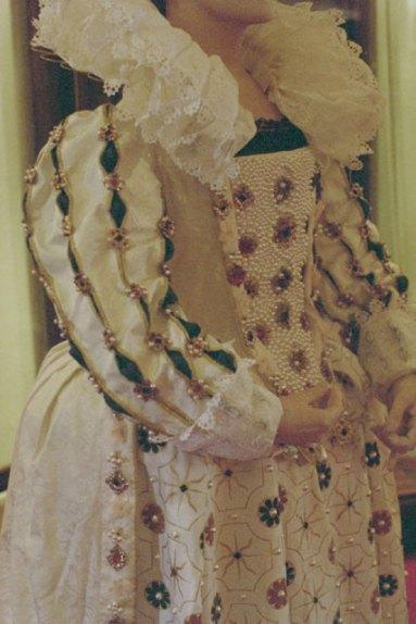 Queen Elizabeth closeup