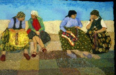 Women Gossiping, Budapest