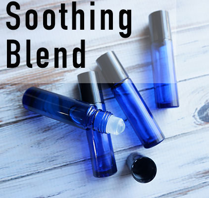 A soothing blend ideal for promoting relief for sore tired muscles, muscle and joint aches, and general aches in pains in an easy to apply rollerball.
