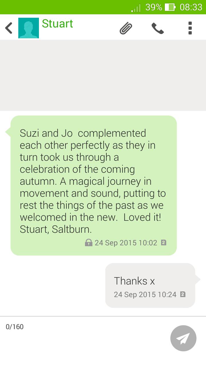 Stuart Testimonial