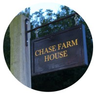 Chase Farm House sign