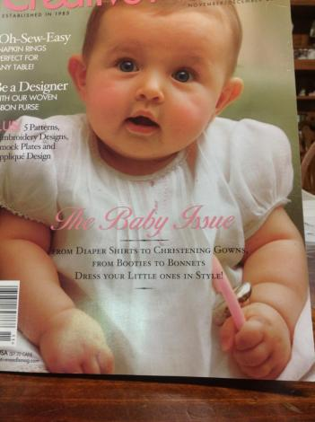 creative needle the baby issue