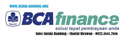 kredit suzuki bandung via leasing bca finance