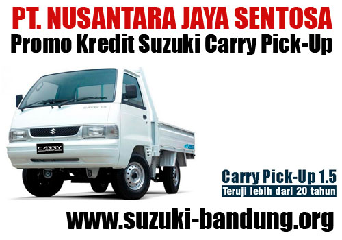 promo kredit mobil suzuki carry futura pick-up bandung, simulasi kredit mobil pick up bandung
