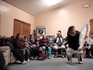 drum dancing