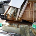 ほぞ抜けー木造住宅倒壊のメカニズム